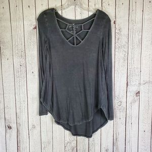 🔥 Aerie Soft And Sexy Long Sleeve Tee Xsmall
